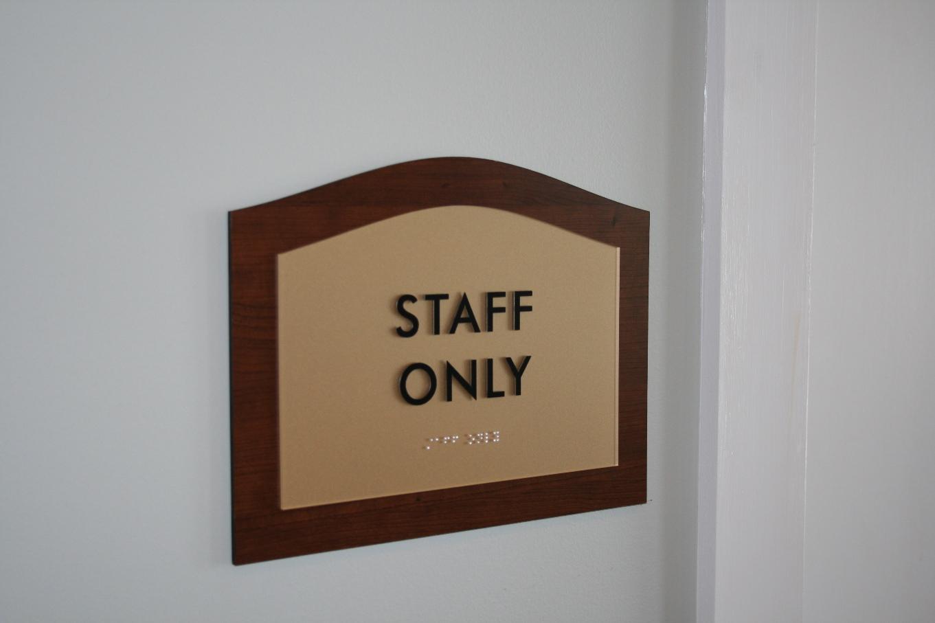 Interior Signage Modern Signsmodern Signs